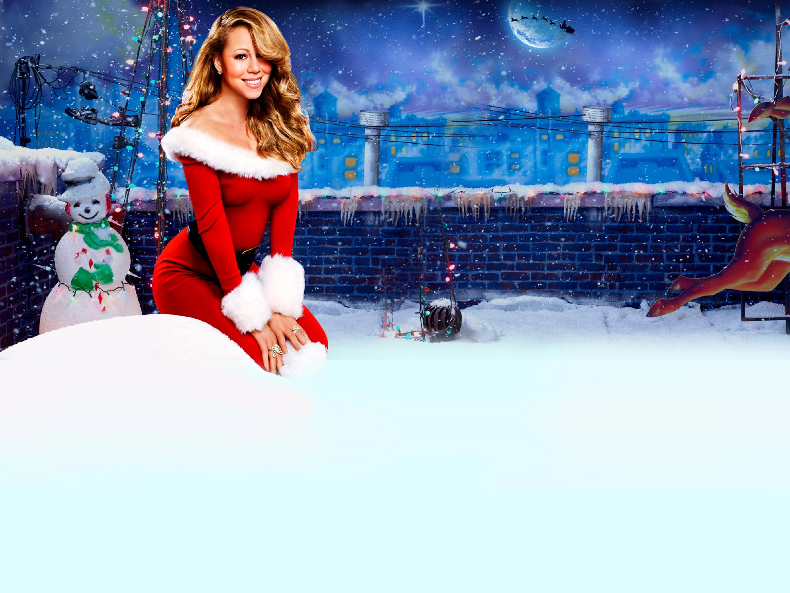 MARIAH CAREY OFFICIAL WALLPAPER